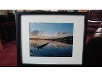 Framed Photographic prints