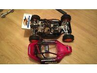 RC 1/5 scale Solid Aluminium Buggy