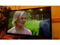 "32"" smart slim led TV immaculate condition working order full hd."
