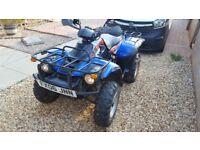 Road legal quad 300cc