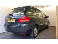 2002   AVENSIS VERSO 2.0 D-4D GLS   ONE OWNER FROM NEW   FRONT+REAR SUNROOF  7 MNTHS MOT   HPI CLEAR