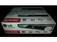 LG 3D Blue-Ray USB Plus Player