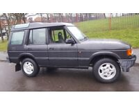 Land Rover Discovery 1997 manual 2.5 TDi diesel 7 seater 8 months mot