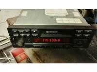 BMW Business RDS Radio Cassette Player E24/E28/E30