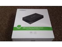 UGreen USB 2.0 Sharing Switch 2-to-1
