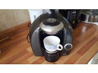 Braun Tassimo Type 3107 Single Serve Coffee Pod Machine Silver