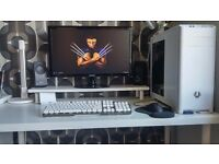 Computer / Gaming PC - I5 6600 - 8GB RAM - 120 GB SSD - H170 Motherboard - 1Tb Hard Drive - 600W PSU