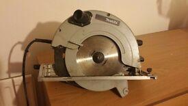 "Makita 5903R 9"" Circular Saw 235mm 110V With Blade"