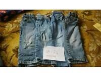 18/24 boys jeans bundle