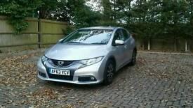 2013 Honda Civic 1.6 I DTEC ES-T Satnav