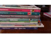 Weightwatchers cookbooks- many available