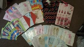 60 good Quality cards and 10 bottle bags