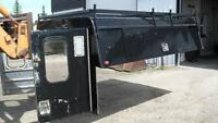 PRE-OWNED RAIDER LONG BOX ALUMINUM CANOPY/TOPPER/CAP