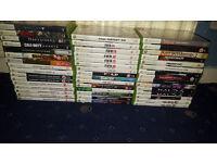 46 Xbox 360 Games (Forza, Destiny, Fable, Farcry, Skyrim, Final Fantasy, FIFA, Prototype)