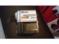 Sony Camcorder DCR-PC8E PAL Cheap Vlogging starter Camcorder