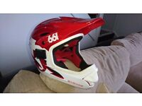661 Full face mountain bike helmet S/M great condition