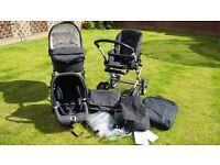 Mamas & Papas Ultima Complete Travel System (Cityscape)
