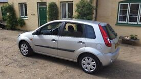 Ford Fiesta Style, Mobility Car, With Hand Controls, Only 36000 miles