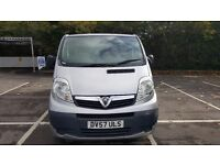 VAUXHALL VIVARO LWB SPORTIVE 2.9T 2.0 115. VERY GOOD SERVICE HISTORY. LONG MOT APRIL 2017.