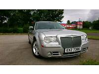 2008 Chrysler 300c 3.0 diesel V6 Mercedes engine and gearbox