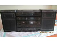 Pioneer Stereo Music System