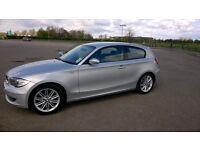 BMW 1 SERIES DIESEL LOW MILES VERY CHEAP