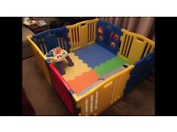 Babies play pen for sale