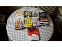 Selection of 10 Cookery Books