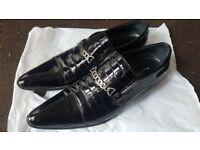 Mario Rossini Elegant Men's Shoes size:9