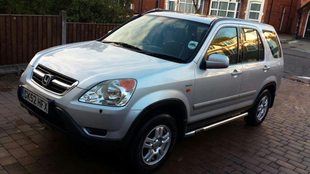 honda crv 2003 52 full service history in moseley