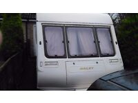 2 Berth Bailey Maru, in very good condition for its age. Comes with loads of extras.