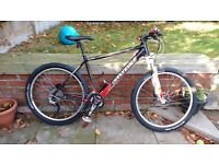 Cannondale flash carbon mountain bike