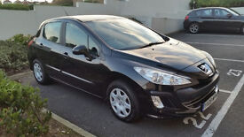 Peugeot 308 - Full service history, reliable and in good condition.