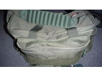 Large TFG Hardcore fishing bag holdall tackle