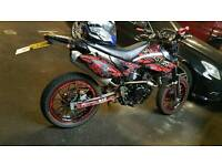 special 2016 R 125cc custom rockstar dirtbike