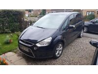 Ford s- max 1.8 diesel 6 speed 2006 quick sale
