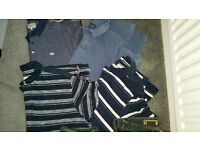 Bundle of mens clothes next and fat face