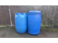 Free Water Butts