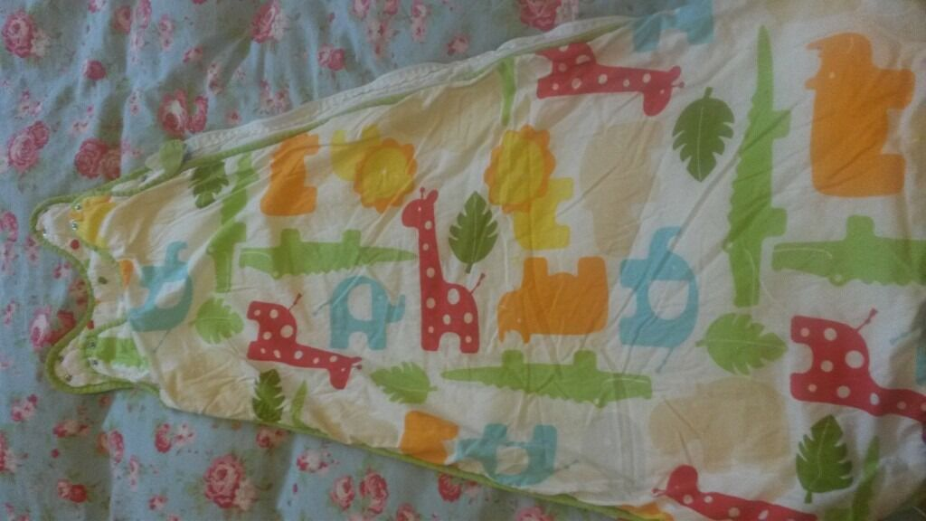 baby sleeping bag 18-36 months