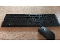 Dell Wireless Keyboard And Mouse