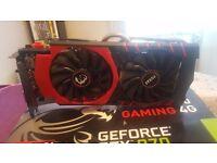 MSi Geforce gtx 970 4gb ddr5 vram
