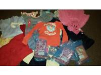Girls 4-5-6 years clothes