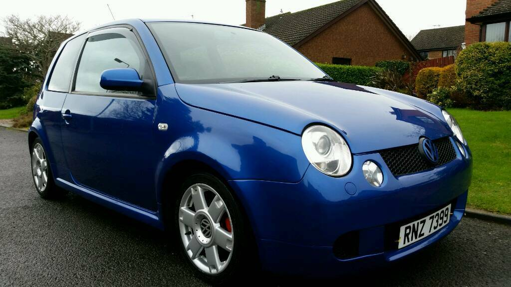 2003 vw lupo gti 6 speed raven blue polo golf arosa sport in greenisland county antrim gumtree. Black Bedroom Furniture Sets. Home Design Ideas