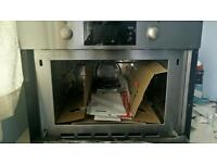 Hoover Combi Oven Microwave Built in