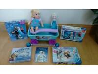 Disney Frozen toy set (9 pieces)