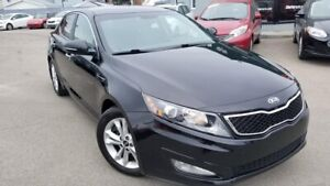 2013 Kia Optima EX 2.0 L TURBO / AC / BLT. / INT. CUIR / RÉG. VI