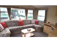 Accessible Static Caravan for Sale in Morecambe, Lancashire. 2017 Site Fees and rates included.