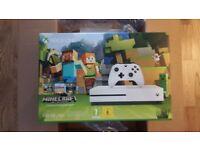 Xbox one console Minecraft