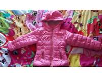 5 to 6 years winter coat from next
