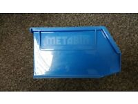 metabin storage boxes 100s of them